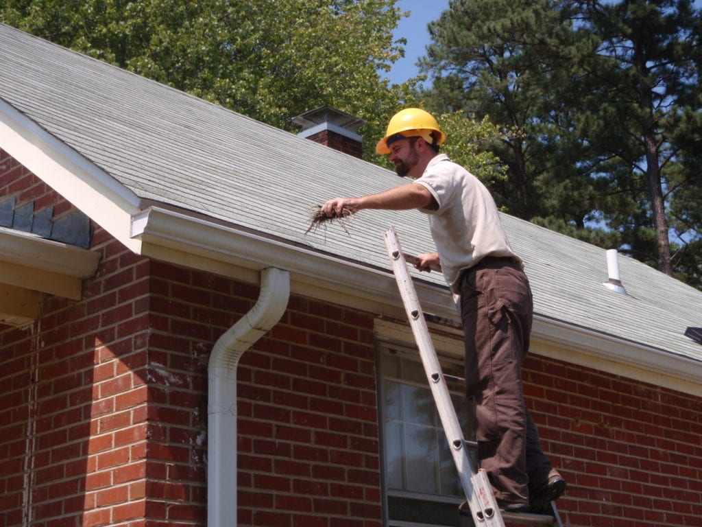 Middlesex County Gutter Cleaning
