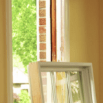 Pluckemin Double Hung Windows