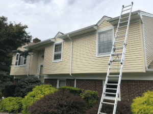 New Gutter and Vinyl Siding Installation in Branchburg, NJ 08876