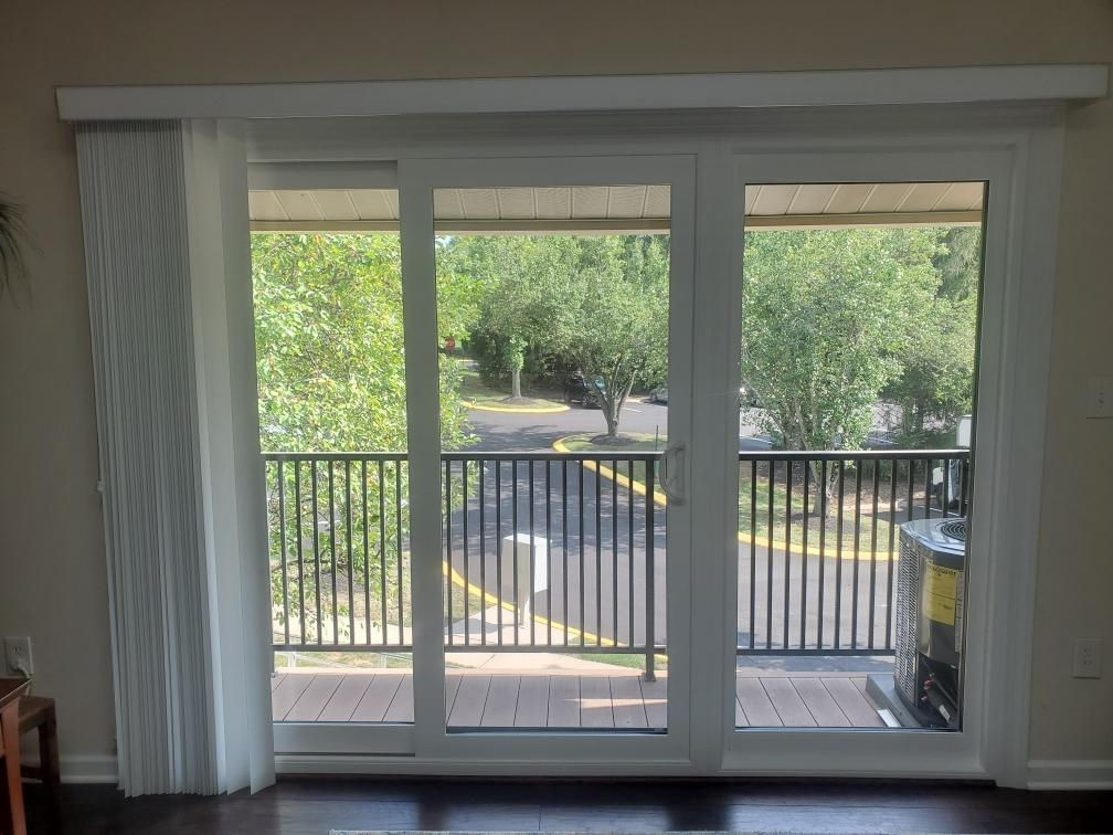 Okna Elegante Patio Door Installation Basking Ridge, NJ