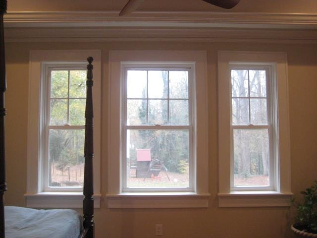 Okna Starmark composite double hung replacement windows - Markey LLC